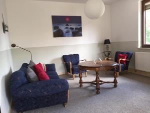Lounge oder Bar in der Unterkunft Nicht mehr buchbar, neue noch schönere Fewo in Arbeit