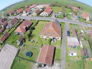 A bird's-eye view of De Fladderak