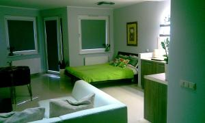 Een kamer bij Apartament Juventini PT