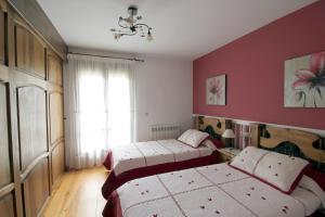 Una habitación en Apartamentos Miguelo, C.B
