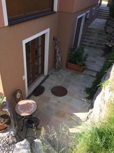Ein Patio oder anderer Außenbereich in der Unterkunft Villa Tuscia