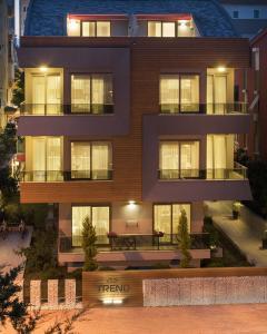 아파트호텔 건물
