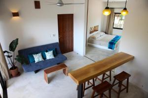 Una habitación en Casa KanKin