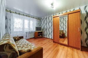 Гостиная зона в Apartment Petrova