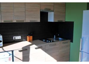 Кухня или мини-кухня в Rakhmaninov