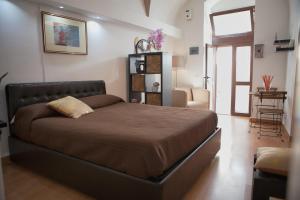 Dimora D'Amuri tesisinde bir oda