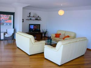 The lounge or bar area at V.I.P. Baia