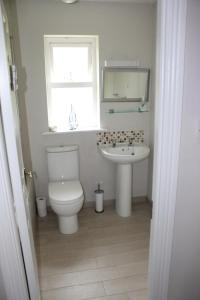 A bathroom at Lios NaMara