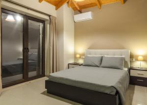 A room at Eden Villas