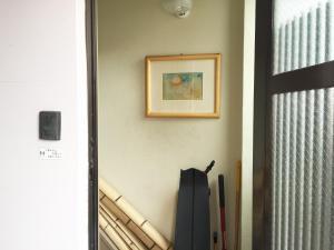トゥーレイト ゲストハウス富山にある二段ベッド