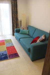 O zonă de relaxare la Apartment Patricia