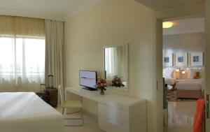 A room at DAMAC Maison Dubai Mall Street