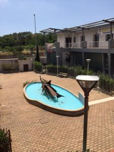 Het zwembad bij of vlak bij Piazzetta 470