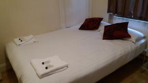 Um quarto em Mayfair Flat