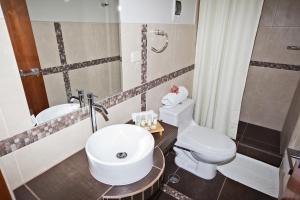 Un baño de Polo Apartaments