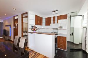 Una cocina o zona de cocina en Polo Apartaments