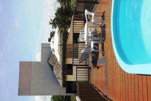 The swimming pool at or near Picasso Flat