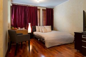 A room at Sopocki Dwór Apartments