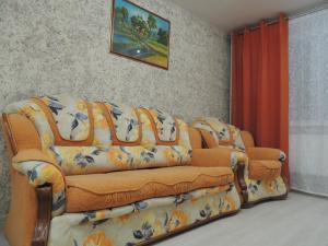 Гостиная зона в Onezhskiy Dvorik