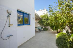 A porch or other outdoor area at Protaras Villa Nicol 4