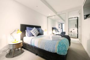 A room at Abode 316