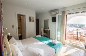 Ένα δωμάτιο στο Naxos Mare
