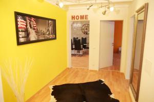 Lobby/Rezeption in der Unterkunft Art City Studio Kassel 2