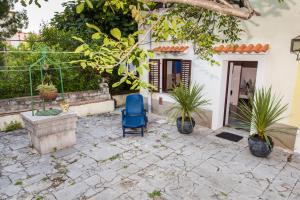 A porch or other outdoor area at Apartments Musicology Studio-25