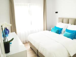 Ein Zimmer in der Unterkunft Blue Ocean