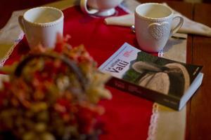 Set per la preparazione di tè e caffè presso Casa Cebajova