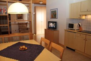 Cucina o angolo cottura di Alpina Residence