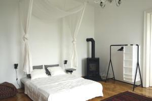 Ein Zimmer in der Unterkunft Katharinas Apartment