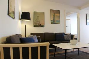 De lounge of bar bij Odense Apartments
