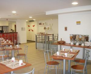 Restaurant ou autre lieu de restauration dans l'établissement Séjours & Affaires Paris Ivry