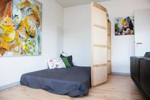 Een kamer bij Mølvangvej 2 Jelling Apartment