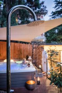 Spa and/or other wellness facilities at Villa Helvetia