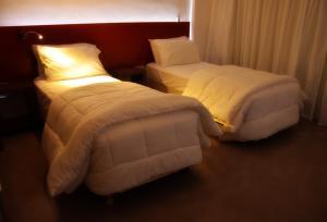 A room at Paladium Suites