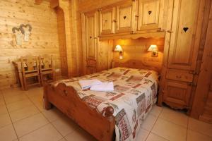 A room at Les Chalets des PALETIERES