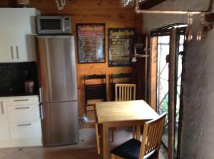 Loungen eller baren på Lusthuset