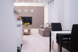 Zona de estar de Gerda Apartment