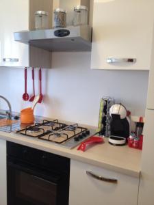 Een keuken of kitchenette bij Roma Giovane