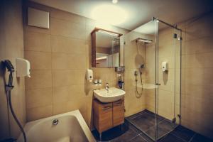 Ванная комната в Aurellia Serviced Apartments