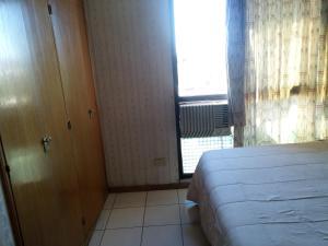 Una cama o camas en una habitación de Andinas IV