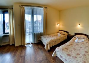 A room at Mountain Romance Family Hotel & Spa