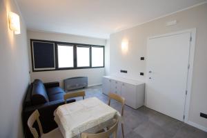 Area soggiorno di Residence al Lido