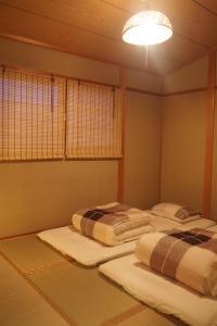 A room at Love Kyoto Kyoenkan