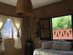 Una habitación de Casa Buika