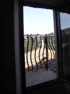 Un balcón o terraza de La Crisalide