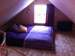 A room at Quiet Cabin in Swedish Country