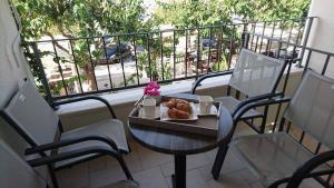 Balkon ili terasa u objektu Apartment Vanja